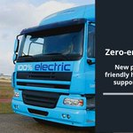 Image for the Tweet beginning: 💻Webinar | 28 October 2020  🔌🚛Zero-emission