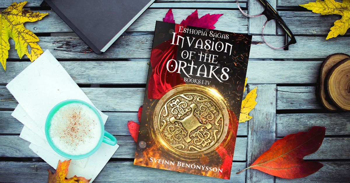 Is there anything better than a good book? Invasion of the Ortaks #reading #writing #publishing #fantasy #fiction #books https://t.co/JjFPVMP2Zi https://t.co/IG0pcNLx0Z
