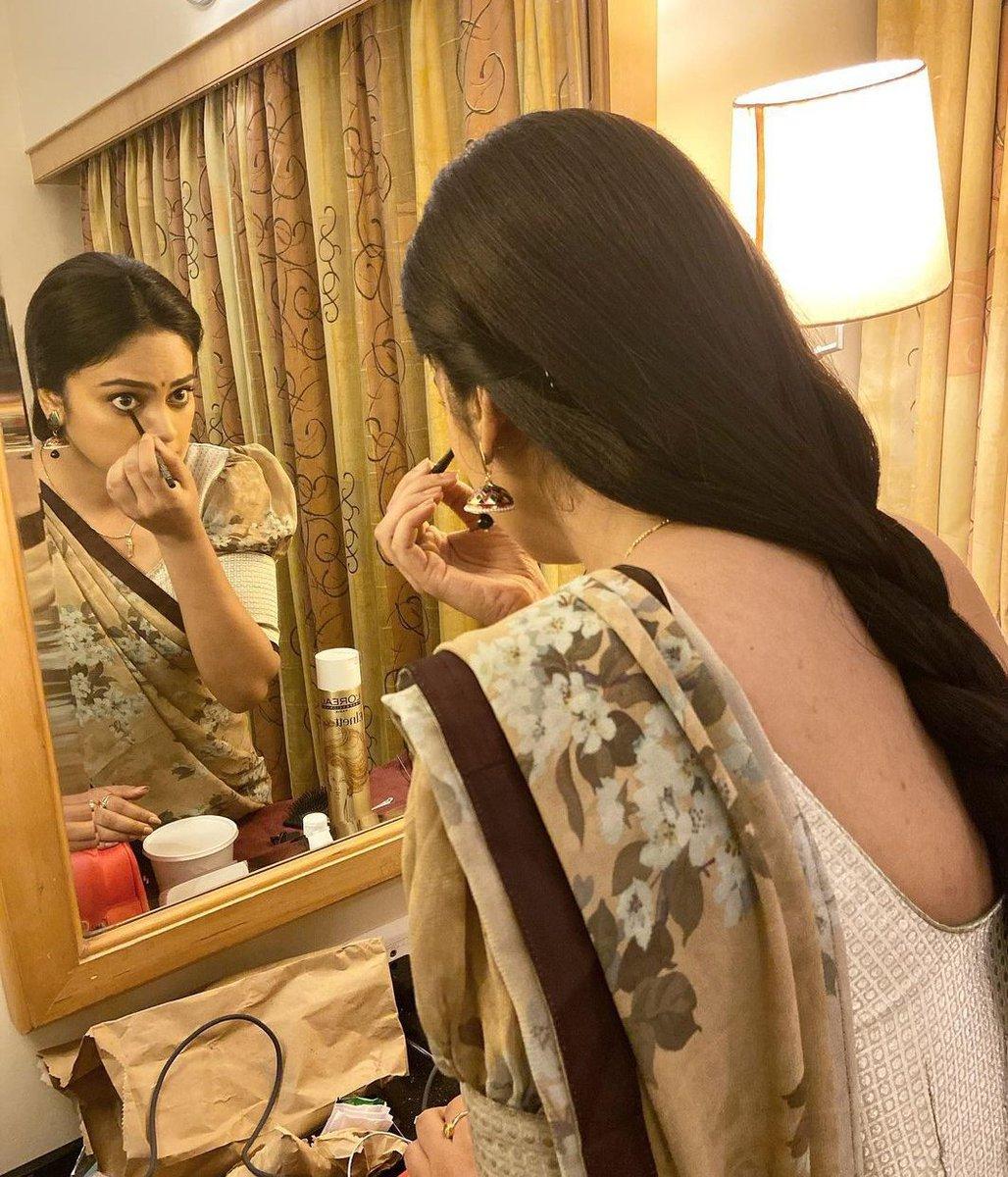 @V6_Suresh @Nanditasweta @SilambarasanTR_ Cuteness 🤳🤳👌👌👌 #SilambarasanTR #Maanaadu #Eeshwaran #NanditaSwetha all the best 😍 https://t.co/M0sP9GqtsN