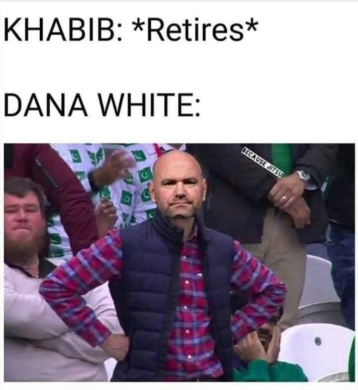 #UFC254 #khabibnurmagomedov #danawhite https://t.co/EByHlxbEGj