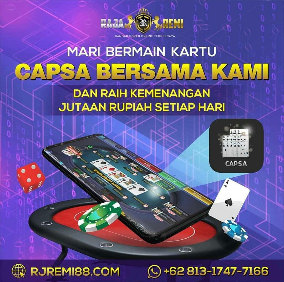Rajaremi situs poker terpercaya.  -Minimal deposit 10.00  -Bonus new member 60.000  Website : https://t.co/jZjabI2FVN  #poker88 #pokerv #rajaremi #dewapoker #nagapoker #pokerace99 #agenpokerterpercaya #pokeronline  #ceme #bandarpokeronline #PuraPuraBahagia https://t.co/CF4P894Djn https://t.co/g2Hwb9yjxz