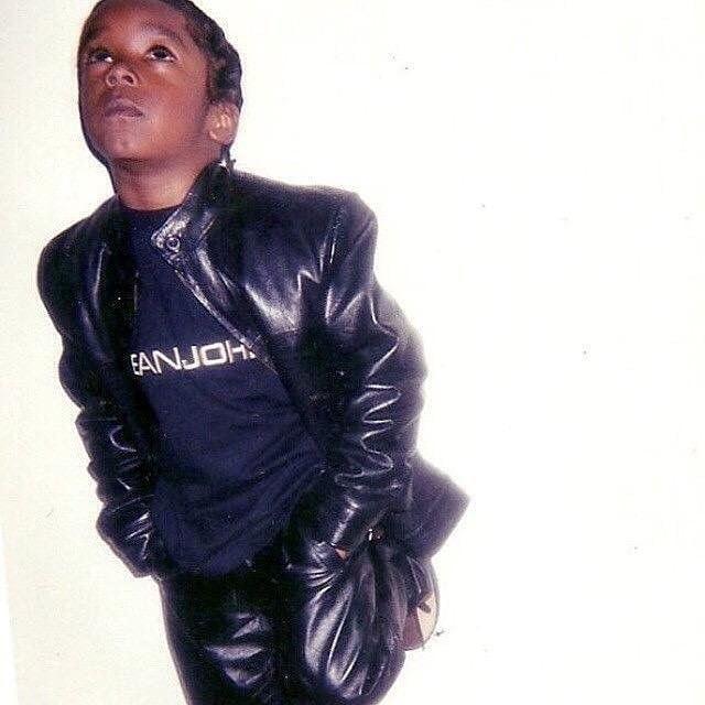 #LilUziVert always been a fashion icon https://t.co/zcMgoMpbPW