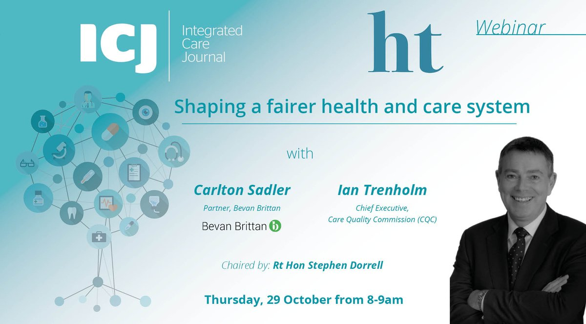 test Twitter Media - How can we reduce #Healthcare inequality?   Join @Policy_Projects & @ICJnews this THURSDAY 29th Nov (8am-9am) with Chair @stephen_dorrell, Ian Trenholm @ict22 @CareQualityComm & @carltonsadler1 @BevanBrittanLLP   REGISTER HERE⬇️ https://t.co/hTn0BtPKES #COVID https://t.co/CdjM5uXizv