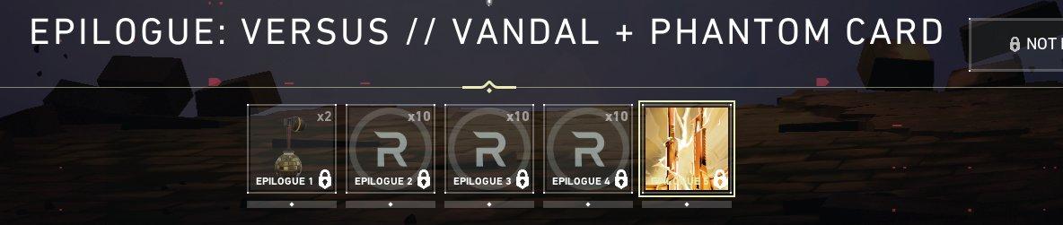 Valorant Battle pass epilogue