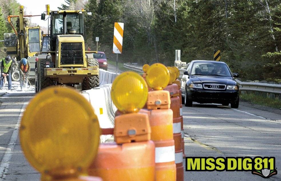 Roadwork Season is here! Slow down; even 10 mph or over results in 3 points on your license. Keep…