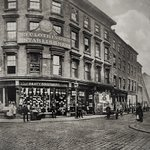 Image for the Tweet beginning: Deansgate, 1895!  @McrHistory @Manchesterpast @archivesplus @TheMancUK