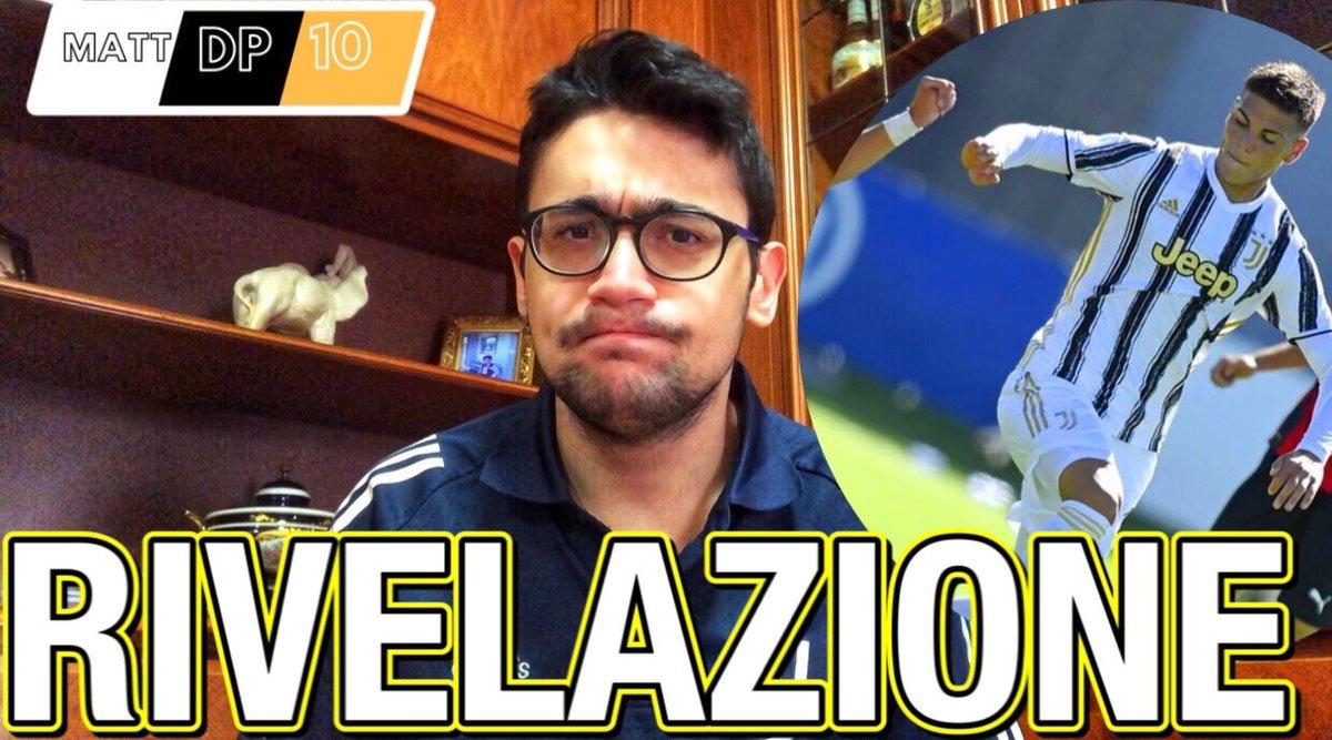 [CHE SORPRESA!!!] | LA JUVENTUS TROVA UN MEDIANO MERAVIGLIOSO! 💎 SARÀ LA... https://t.co/4PM8hyuZtD   #Ronaldo #Juventus #Paratici #Marotta #ForzaJuventus #Dybala #Guardiola #Sarri #Chiellini #CR7 #Championsleague #Agnelli #DelPiero #Buffon #Pirlo #Pogba #Raiola https://t.co/nKwvnjbQoM