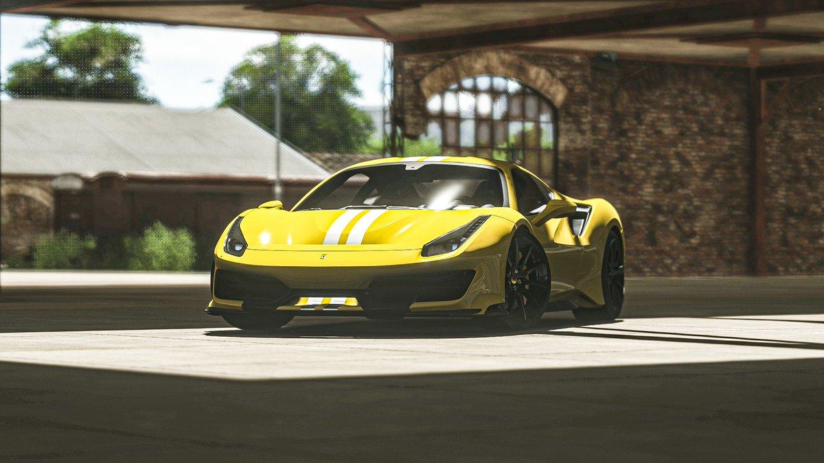 Ferrari 488 pista #forzahorizon4 #forzatography #forzaphotographer #forzashare #virtualphotography #vgpunite #TheCapturedCollective #Ferrari #488pista https://t.co/GYBfa3mB34