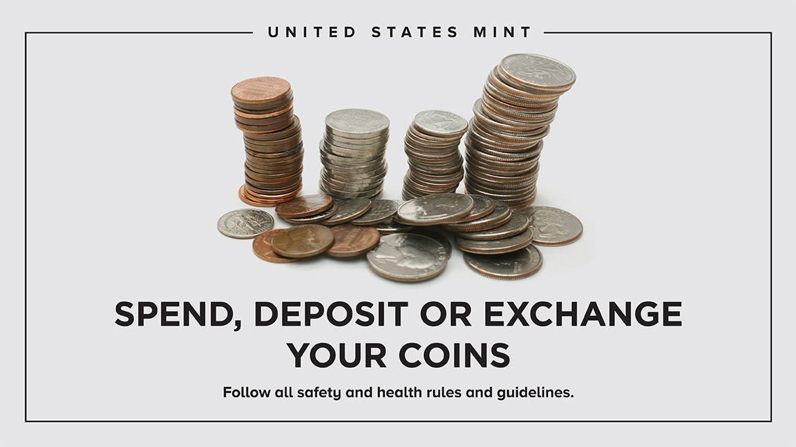 This month we asked you to help #GetCoinMoving by gathering and discovering your coin; sorting/wrapping it; and turning it. For the last week in October, find your spare change and make a plan for its future. #EveryCoinCounts! https://t.co/TOFNaFqVEN @USTreasury @federalreserve https://t.co/QZFayJ9p57