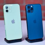 Image for the Tweet beginning: Which iPhone 12 color is