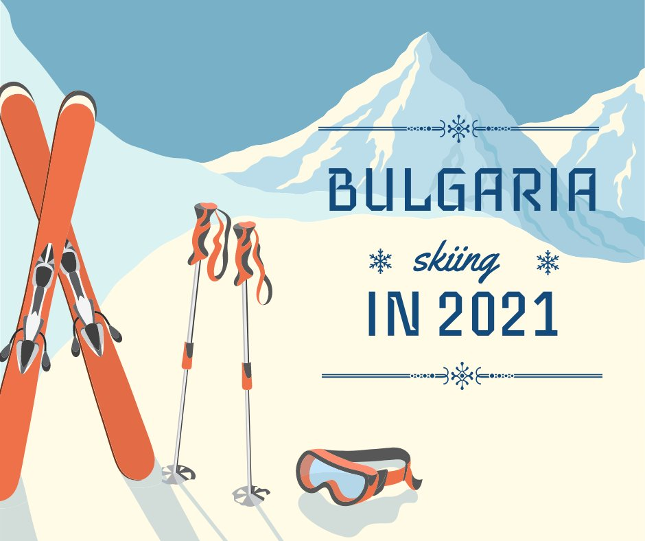 Will there be skiing in Bulgaria in 2021? Resorts will be allowed to operate by following strict COVID-19 protocols. Is there anything that is certain? This will not be a normal year 😷. #BulgariaSki #CyprusSki  https://t.co/b0iwxqanjT