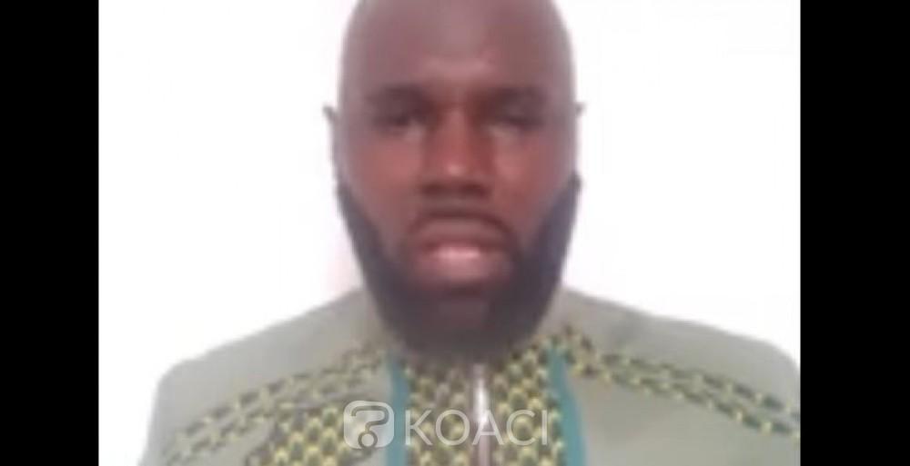 Côte d'Ivoire : Le canular de présence au Pays d'un activiste français interdit de séjour https://t.co/228QLg6Cgb https://t.co/EeGn4ds8it