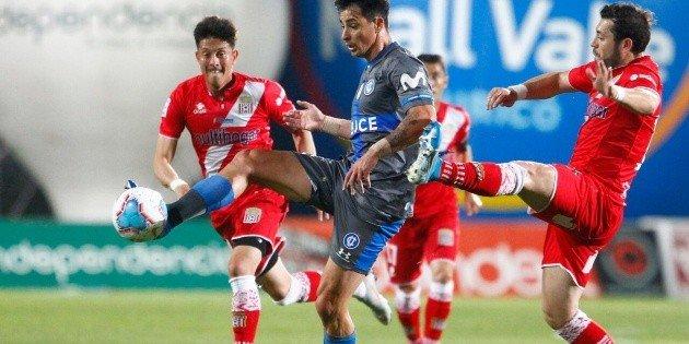 Campeonato Nacional: la ANFP programa el suspendido partido entre Curicó Unido vs Universidad Católica https://t.co/F9pvpI7C3q https://t.co/sK1lWNXmOi