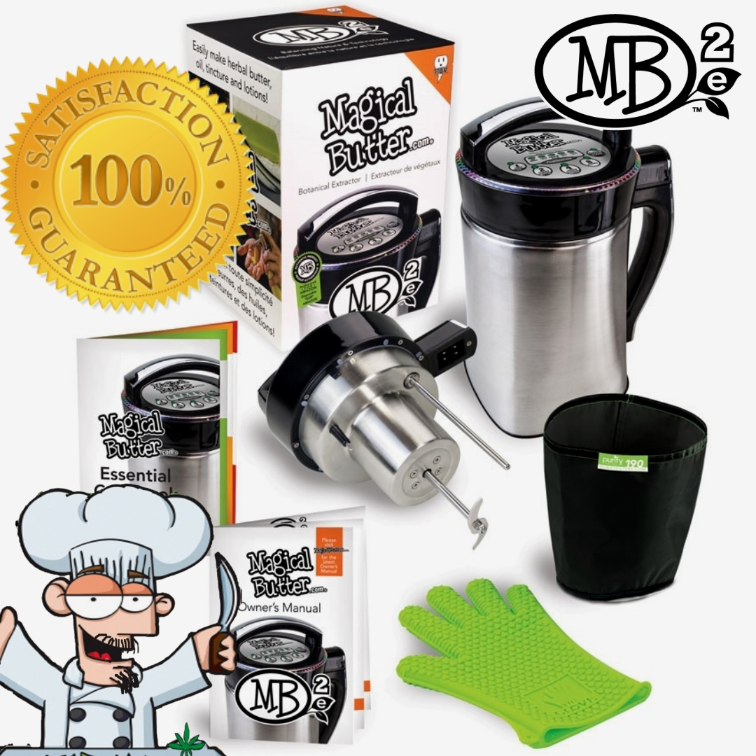 Chef 420s Product Review-The Magical Butter Herbal Infuser. Thinking about making your own infused Edibles? check out my review.  >>https://t.co/ED5YkcKG71  #Edibles #Medibles #CookingWithCannabis #CannabisChef #CannabisRecipes #InfusedRecipes @MagicalButter #CannaFam https://t.co/Ii57JbOXUT
