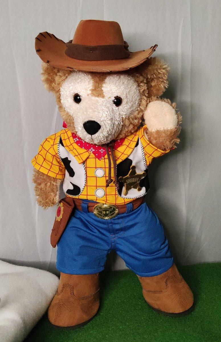 @MorganDFF @JediTiti #Woody c'est le meilleur pour #Duffy car comme Jules et Charles c'est un grand fan de @Pixar et de #ToyStory 🤠☺️ https://t.co/JBsz2ydG66