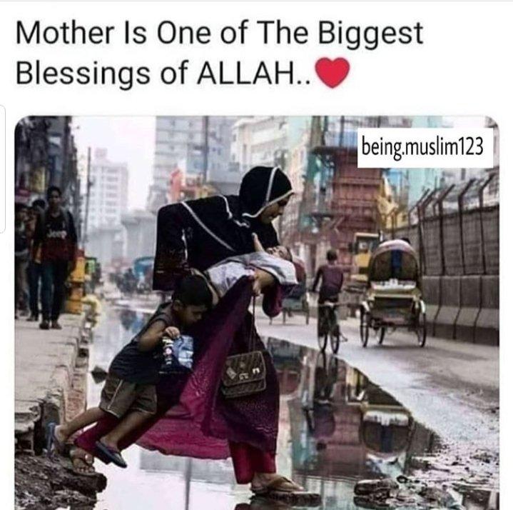 Allah Kabhi kisi ko Bhi uski ma se juda na karna, mujhe Bhi #momlove https://t.co/A7WtzMHhVf