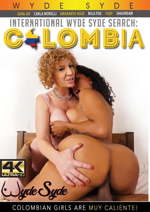 1 pic. 💽 Did you see my latest #DVD International @Wyde_Syde Search: Colombia? Vol 1 & 2 are on https://t