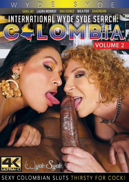 2 pic. 💽 Did you see my latest #DVD International @Wyde_Syde Search: Colombia? Vol 1 & 2 are on https://t
