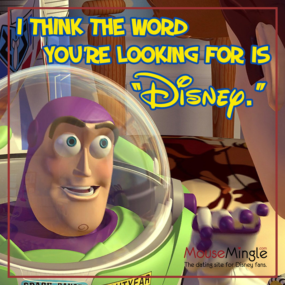 It's always the word I'm looking for.  https://t.co/2M9nfRCRvD  #ToyStory #Pixar #Disney #PixarMovieQuotes #DisneyMovieQuotes #PixarMovies #DisneyMovies #BuzzLightyear #Woody #DisneyLife https://t.co/wBdnuyo0cg