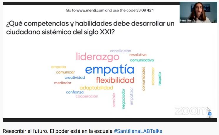 Desfile de #habilidades21 #SostenibilidadyEscuela #SantillanaLABTalks https://t.co/kPF7ubGwk2 https://t.co/uX0oKhRoA9