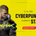 Image for the Tweet beginning: Cyberpunk 2077 is delayed again,