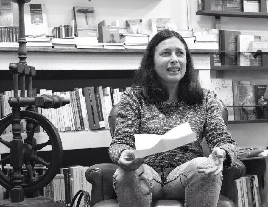 #Books #Reading Segunda sesión del club de lectura en B'nai B'rith Uruguay. Vamos a leer a Eduardo Halfon. https://t.co/lWCEXFYDi9 https://t.co/QHBu7J7PsK