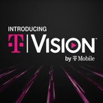 Image for the Tweet beginning: T-Mobile's TVision goes nationwide with