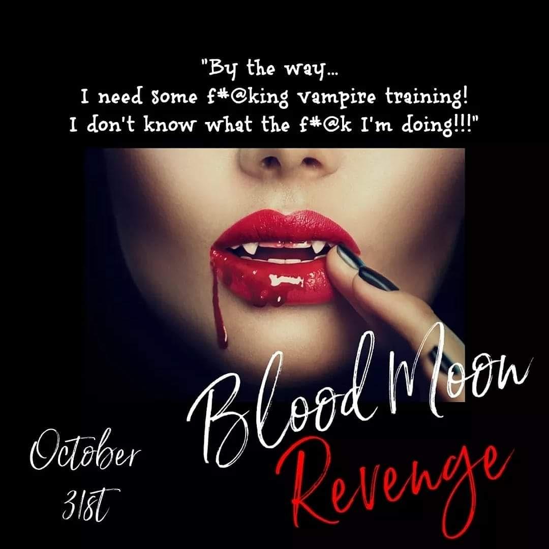 🧡🖤 4 more days 🖤🧡  #Preorder  BLOOD MOON REVENGE - https://t.co/MkGr5arIA3  #vampires #oneclick #halloween #comingsoon #werewolves #lycan #authorsofinstagram #Alpha #novellines  #bookstagram  #reading #booktastic #bookme #books #shoutmybook https://t.co/diU60rU8vW