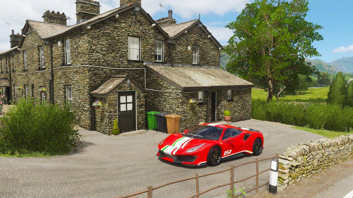 Piloti Ferrari    #Xbox #ForzaShare #forzahorizon #ForzaHorizon4 #XboxShare #Ferrari #488Pista https://t.co/TgjHqRdjrI