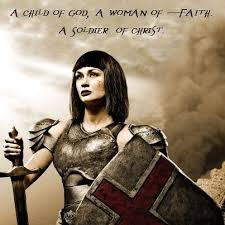 To all my sister warriors in Christ! My love and salutations in the mighty name of Jesus! https://t.co/ZCp2lm63Ue