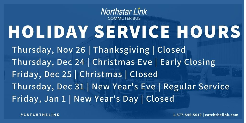Northstar Christmas Eve Schedule For 2020 Northstar Link (@northstarlink) | Twitter