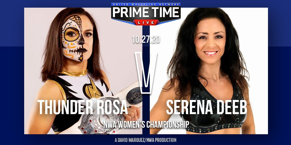 New NWA Women's World Champion Crowned On Tonight's UWN Primetime Live