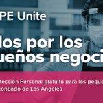 Image for the Tweet beginning: PPE Unite puede brindar equipo
