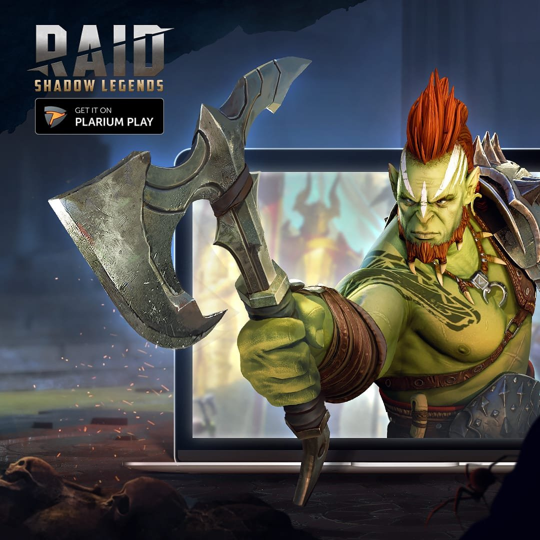 Nobruc - 🎃LIVE🎃   playing Raid: Shadow Legends #Sponsored   Download for Free on PC now!!   Join over @   #raidshadowlegends #twitch #games #streamer