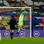 Image for the Tweet beginning: 🏴🇳🇴 Cymru 0-1 Norwy   Siom