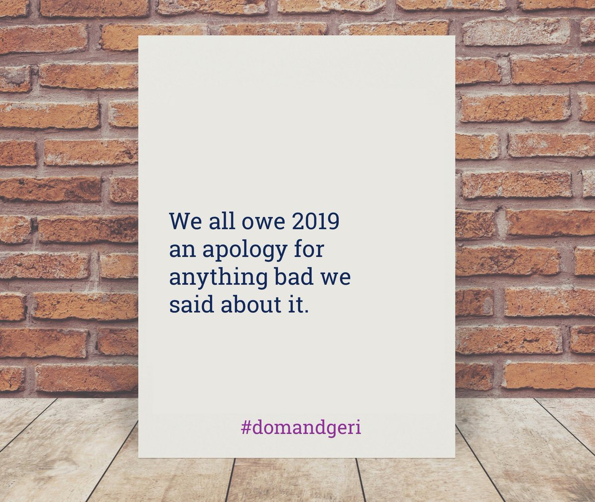 Just saying...😬 . . #comeback2019 #sorry #sorry2019 #funnyquotes #relatable #relatablequotes #socialdistancing #2020 #takemeback #apology https://t.co/vxWbXGoouW