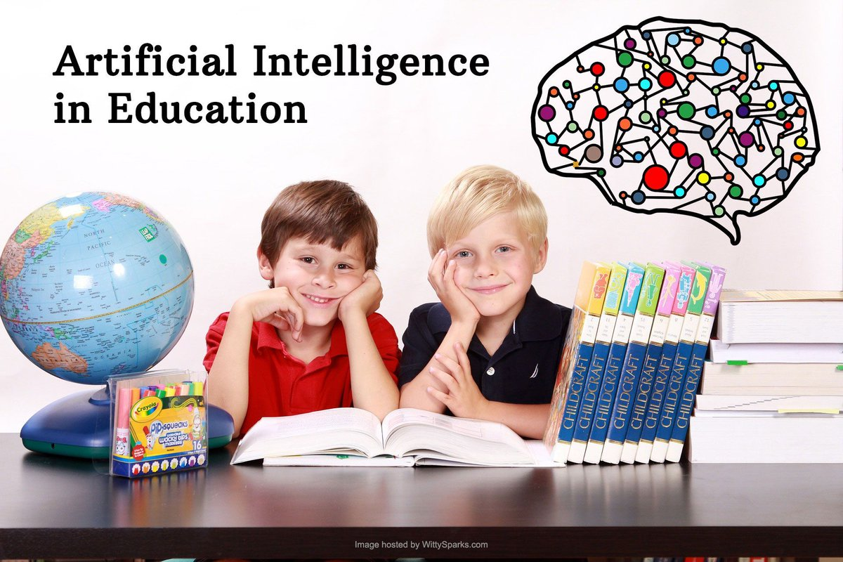 Major Benefits of Artificial Intelligence in Education https://t.co/hyvrSc4JSH #AI #ArtificialIntelligence #Education #Learning https://t.co/xnMAXkKnXX