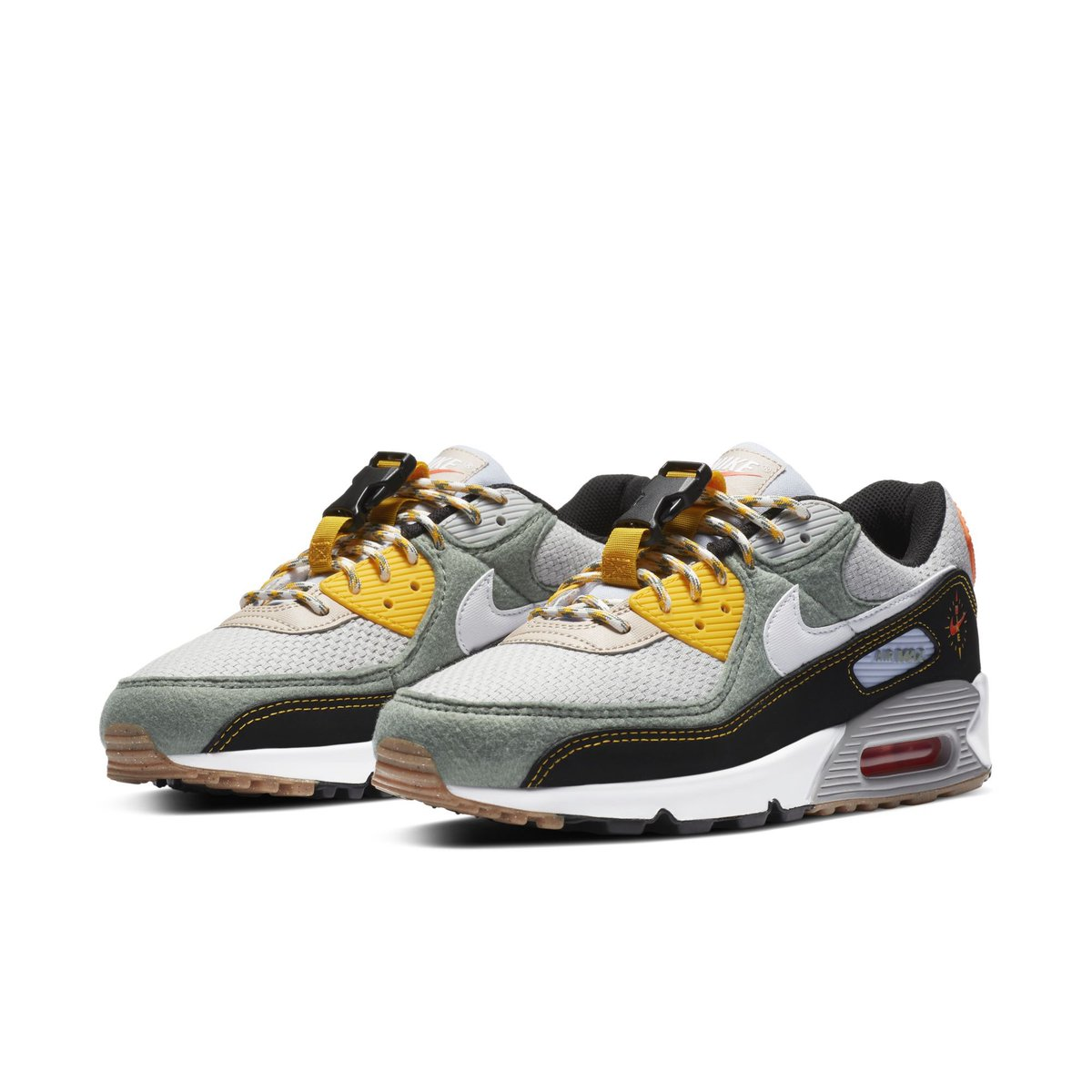 Replying to @snkr_twitr: Nike Air Max 90 'Compass' official images   📷 via @US_11