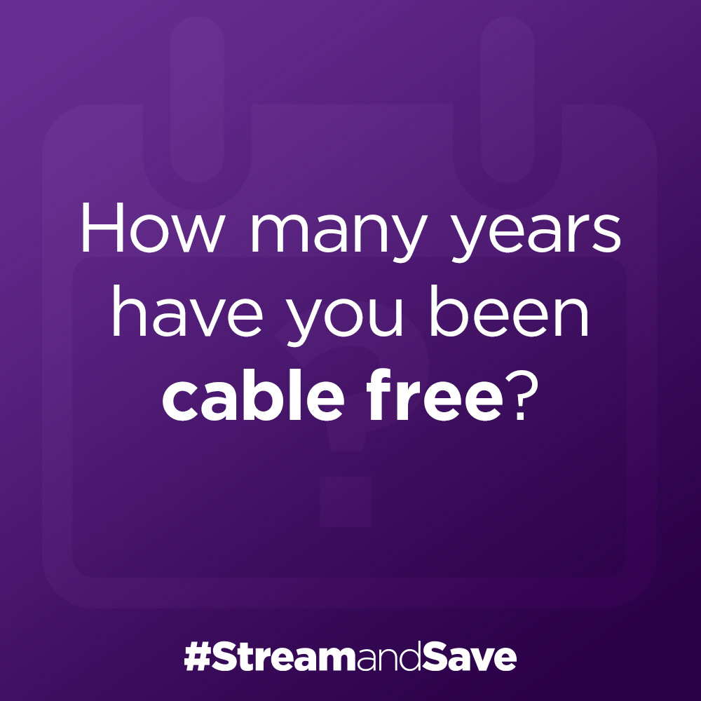 The savings really add up. 💵  #StreamAndSave https://t.co/BImxNmXi6b