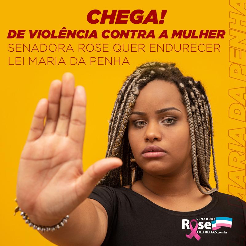 #CombatendoAViolenciaContraAMulher  Senadora Rose apresenta pacote de projetos para endurecer Lei Maria da Penha. O alvo: combater a violência contra a mulher.  📖 CONHEÇA OS PROJETOS: https://t.co/jz2GtdXMqU.  #LeiMariaDaPenha #DireitosEDeveresIguais https://t.co/9xrEDTIwOF