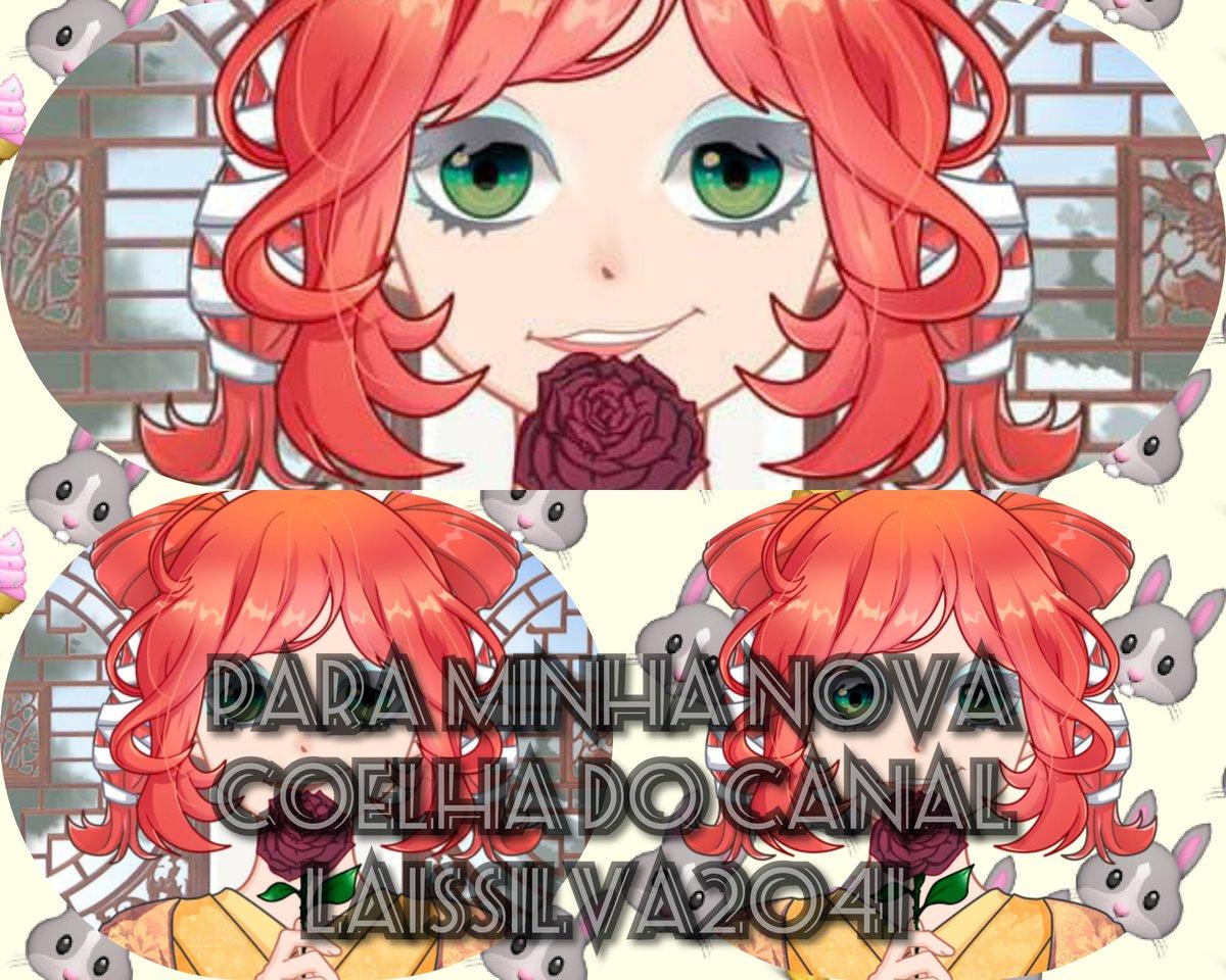 Para minha nova Coelha do canal @laissilva2041 😊😊😊😄😄🎨🐰  Link do vídeo : https://t.co/WlMsx7Ytxo  #avatar #anime #maker #makeup #manga #drawing #make #otaku #america #makeuptutorial #japan #thegooddoctor #maquiagem #geek #mall #makeupartist #art #losangeles #maquiagembrasil https://t.co/9Rjdbbm7mF