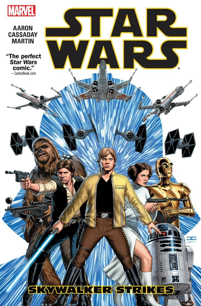 Will I like this?   Just downloaded!    #starwars #SKYWALKER #skywalkerstrikes #comics #comicgal #comicbooks #geek https://t.co/okhtuMIf5I