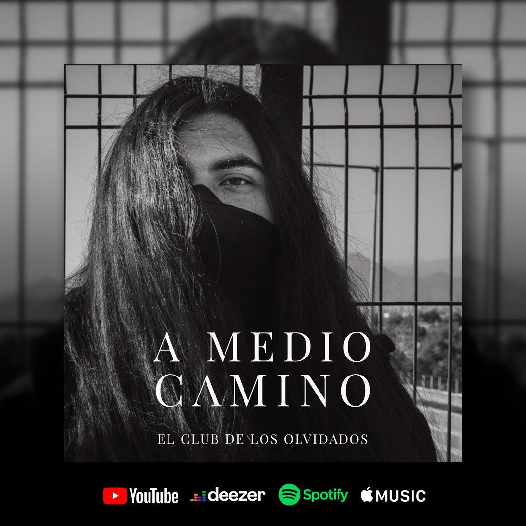 "Ya disponible nuestro nuevo single ""A Medio Camino""   #rapchileno #chile #hiphopmusic #rapmusic #trap #heavymusic #rockmusic #SegundoRetiroDeLasAfp #NEWMUSIC #newsong #Musica https://t.co/Z8CWUSOFko"