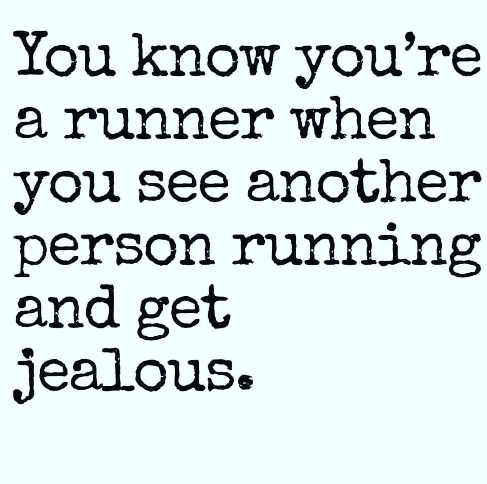 Guilty as charged 🙋🏼🙋♂️! Who else 🤣? #runnersoftwitter https://t.co/0kZnZR1zOn