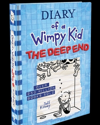 Out today!  You know there is a young reader in your life that would LOVE to be the first of their friends to read this!  #bnbuzz #bndublin #diaryofawimpykid #jeffkinney #youngreaders #raisingreaders https://t.co/8kUBXLOjp9