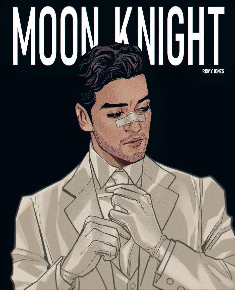 Oscar Isaac as Moon knight 🌙✨