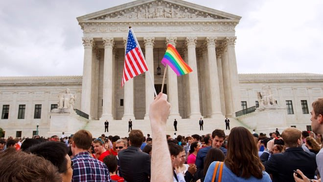 2015: In the historic Obergefell v. Hodges decision that included Lambda Legal's case Henry v. Hodges, the U.S. Supreme Court declared that denying same-sex couples the freedom to marry violates the U.S. Constitution.