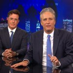"Image for the Tweet beginning: Long-time ""Daily Show"" host #JonStewart"