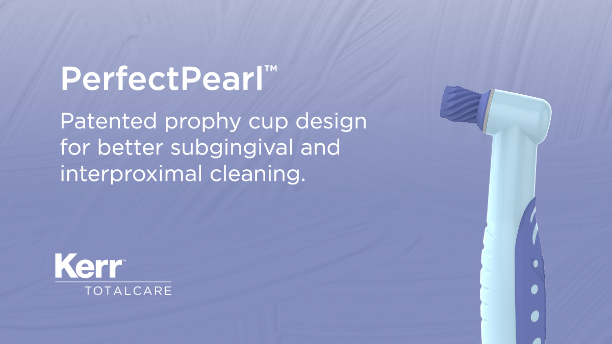 Have you tried our award winning prophy angle PerfectPearl yet? With our Start to Finish Campaign you can purchase PerfectPearl and redeem up to 25% back in free infection prevention products.  Find your local rep here - https://t.co/2zRjPqFZz1 https://t.co/d6Y5ZwUGIn