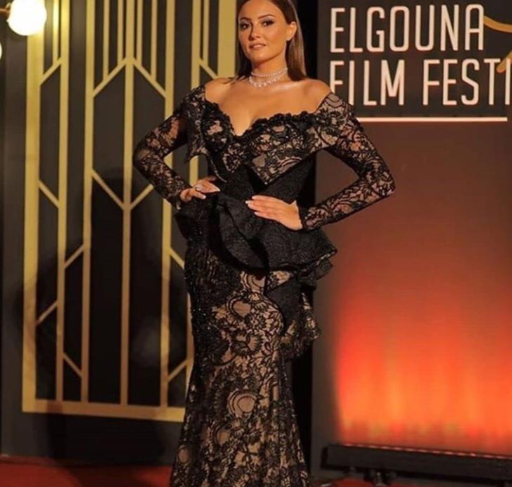 Stars flocked to the red carpet at El Gouna Film Festival's Cinema in Concert..from your point of view who is the best dressed among theses beauties?  #EgyptToday #GFF20 #GFF2020  @ElGounaFilm | #مهرجان_الجونه https://t.co/Uqz4AJ49BW